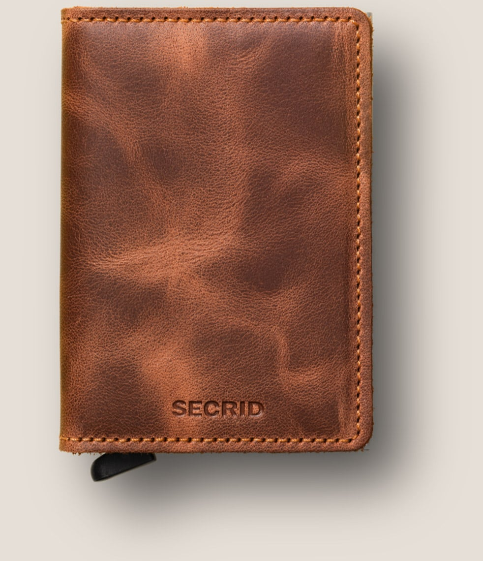 Picture of the Secrid Slimwallet Vintage Brown